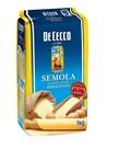De Cecco Meel van harde tarwegries Rimacinata 1kg (De Cecco)
