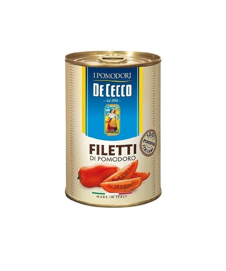 De Cecco Tomatenpartjes 400g De Cecco