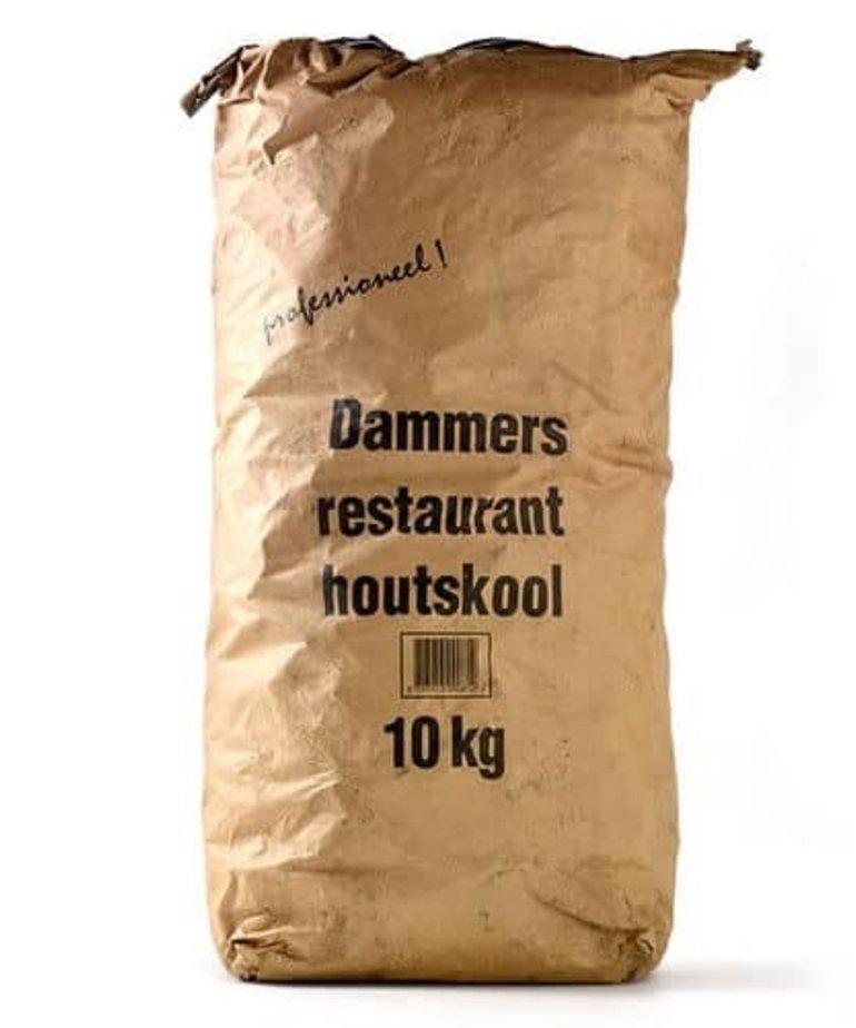 Dammers Houtskool 10kg Dammers