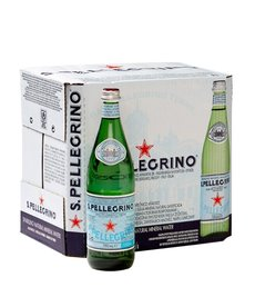 San Pellegrino Bruisend mineraalwater 12 x 75cl  (47402)