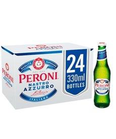 Peroni Bier Peroni Nastro Azzurro 24 x 33cl (4900)