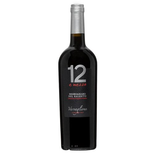 Varvaglione, Vigne e Vini Varvaglione, 12 e Mezzo Negroamaro del Salento IGP