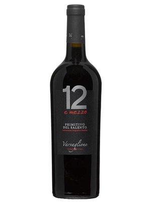 Varvaglione, Vigne e Vini Varvaglione, 12 e Mezzo Primitivo del Salento IGP
