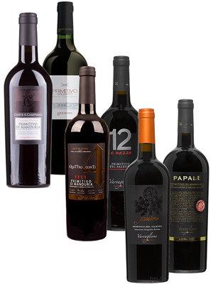 Wijnwinkel Barneveld Wijnpakket Primitivo