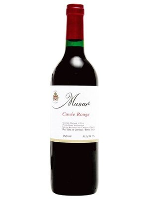 Chateau Musar Château Musar, Red 2002