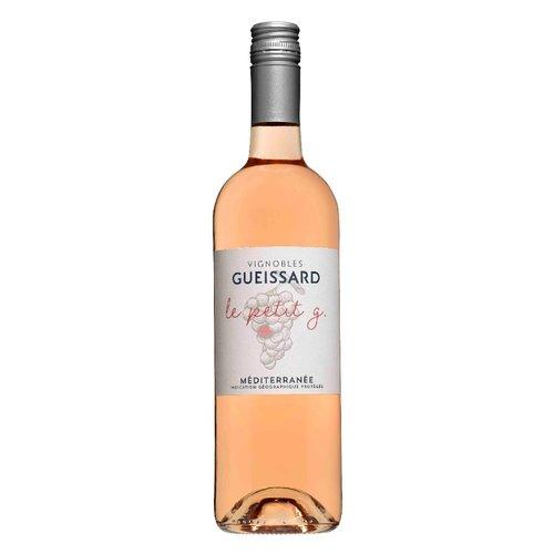 Vignobles Gueissard Gueissard, 'Le Petit G' Rosé IGP Mediterranee