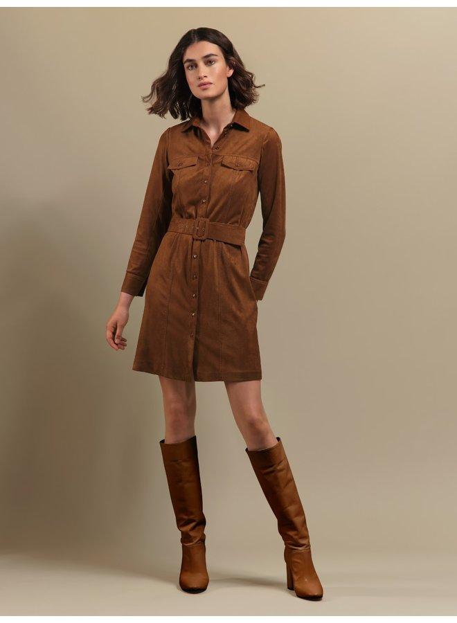 Leus choco dress
