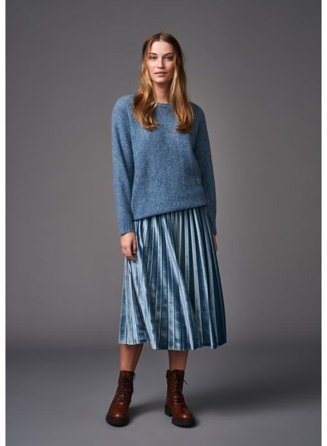 Scapa flow aqua blue skirt
