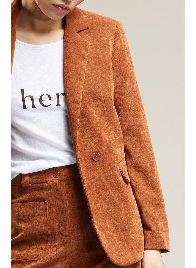 Her jacket lanelle