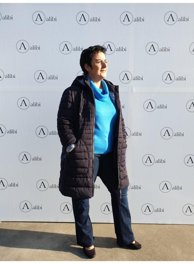 Betty Barclay jas/ diep blauw