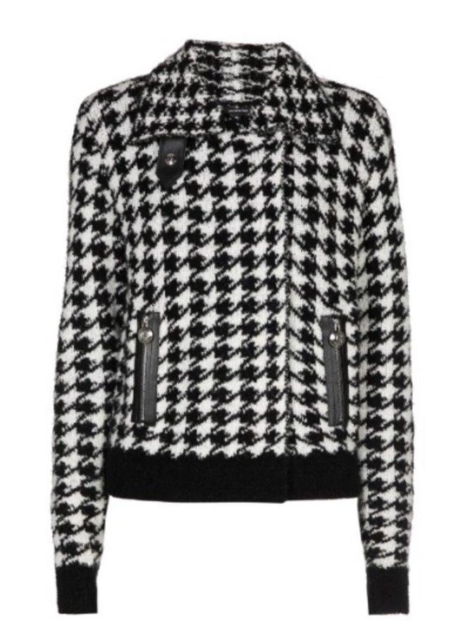 Caroline Biss - comfortabel aansluitend tricot vestje