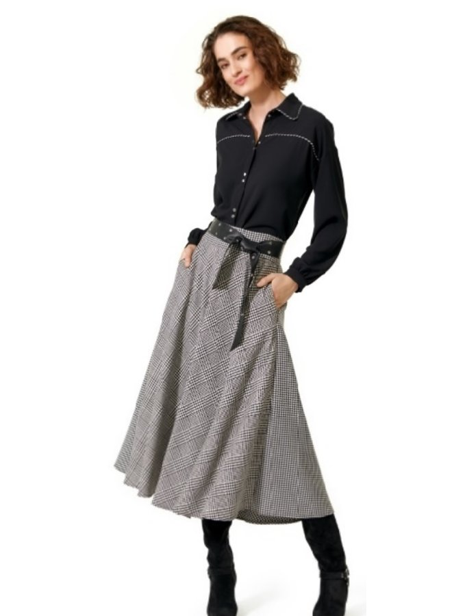 Caroline Biss - losvallende western chemise