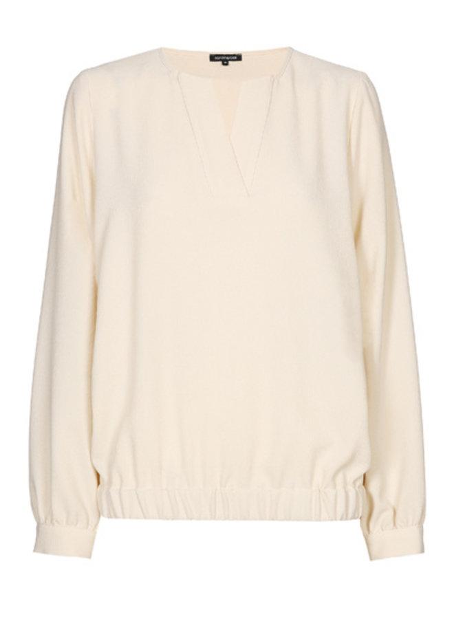 Caroline Biss - soepelvallende tuniek bloes