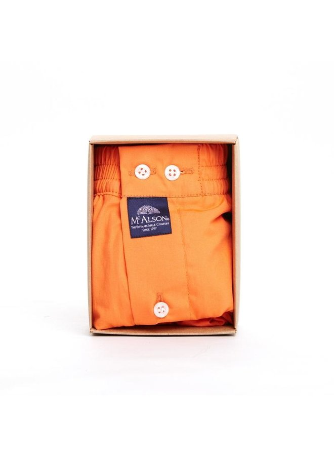 McAlson boxer oranje