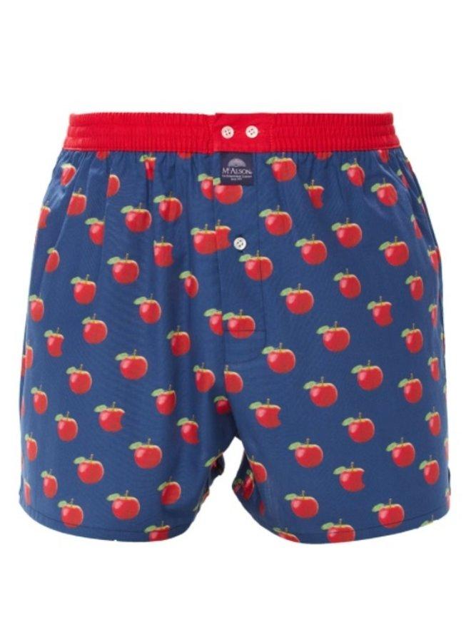 Mcalson boxer rood/blauw