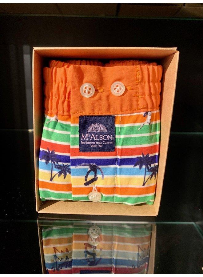 Mcalson boxer multi color