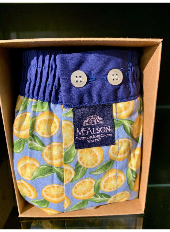 Mcalson boxer geel