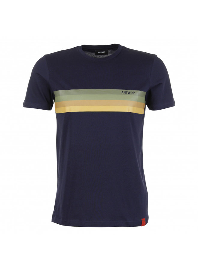 Antwrp - navy t-shirt