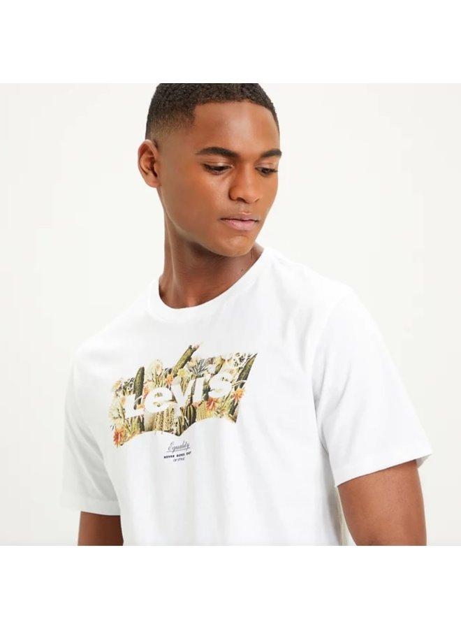 Levis - t-shirt met print