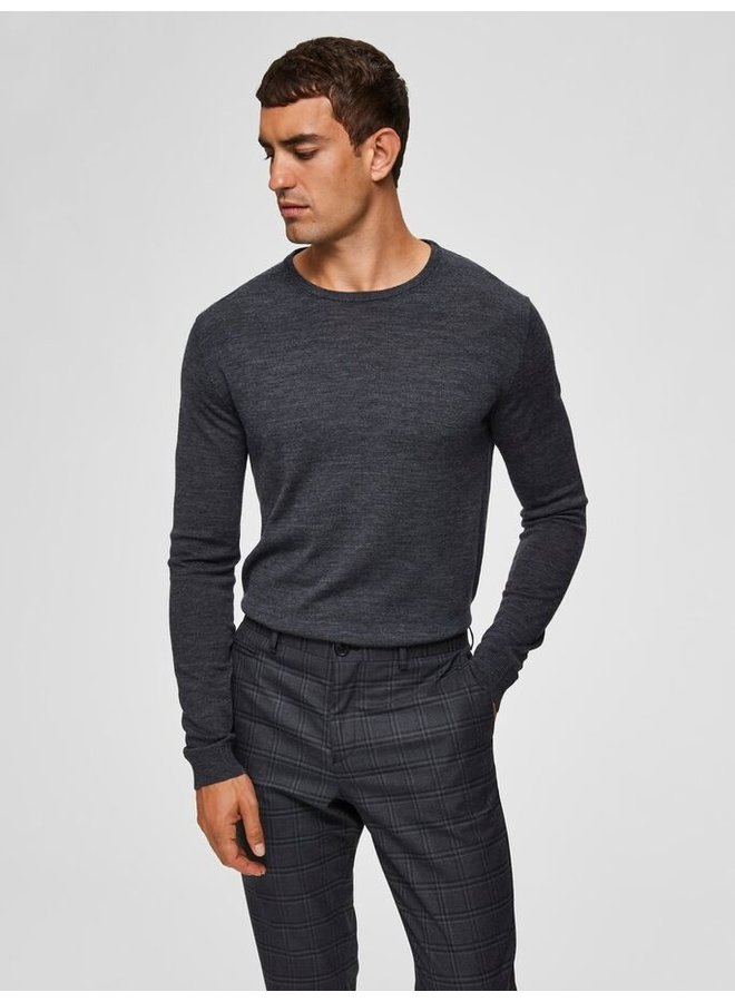 Selected - merinowollen sweater