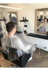 Change Hairstyling Kapmantel - Kaplaken Wegwerp doozichtig 50st