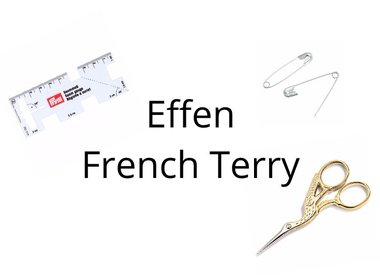 French terry - Uni