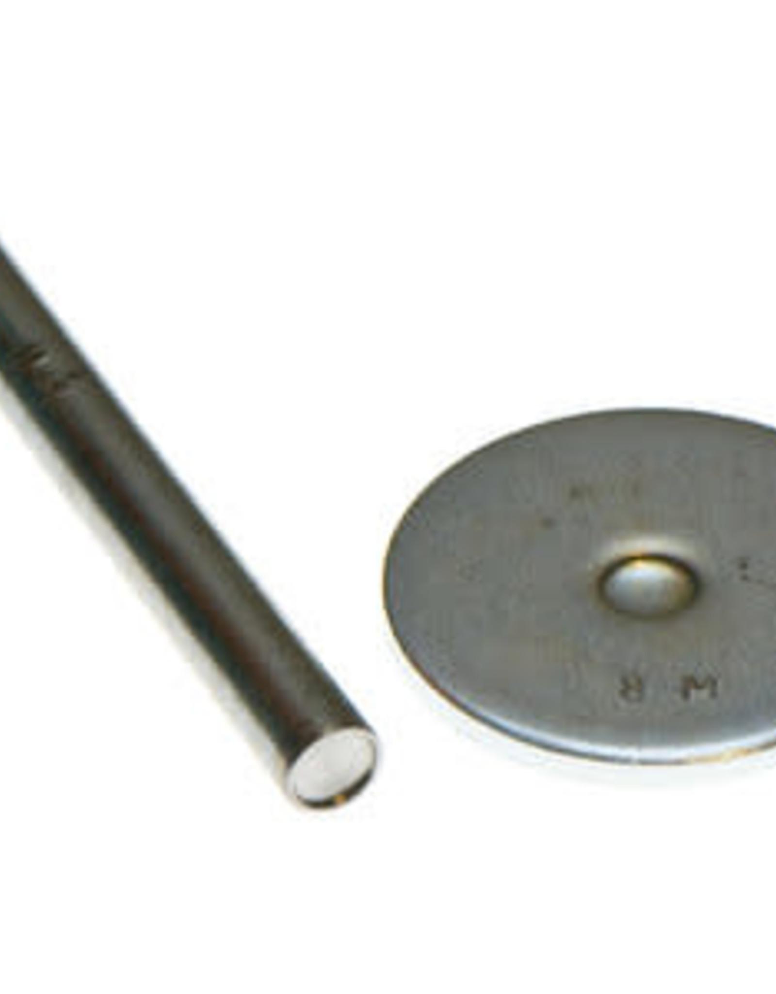 Gereedschap voor holnieten - 9mm
