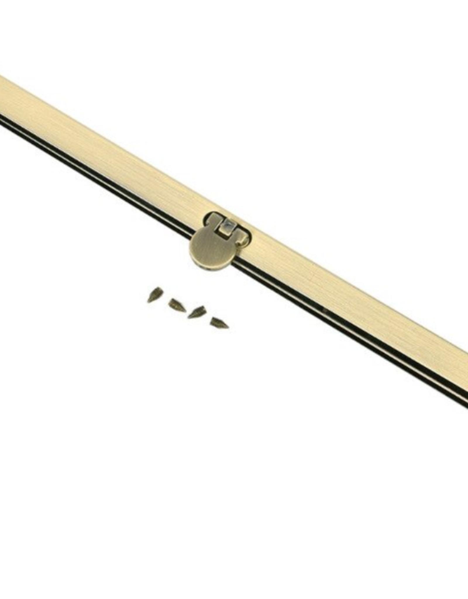 Purse frame 19cm - Bronze