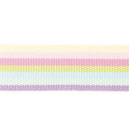 Rico Design Tassenband - Pastel - 40mm - 2m