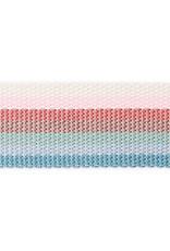 Rico Design Tassenband - Smokey - 40mm - 2m