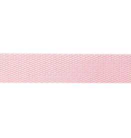 Rico Design Tassenband - Rose - 25mm - 2m