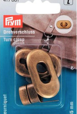Prym Prym 417.881 - Draaisluiting Brons