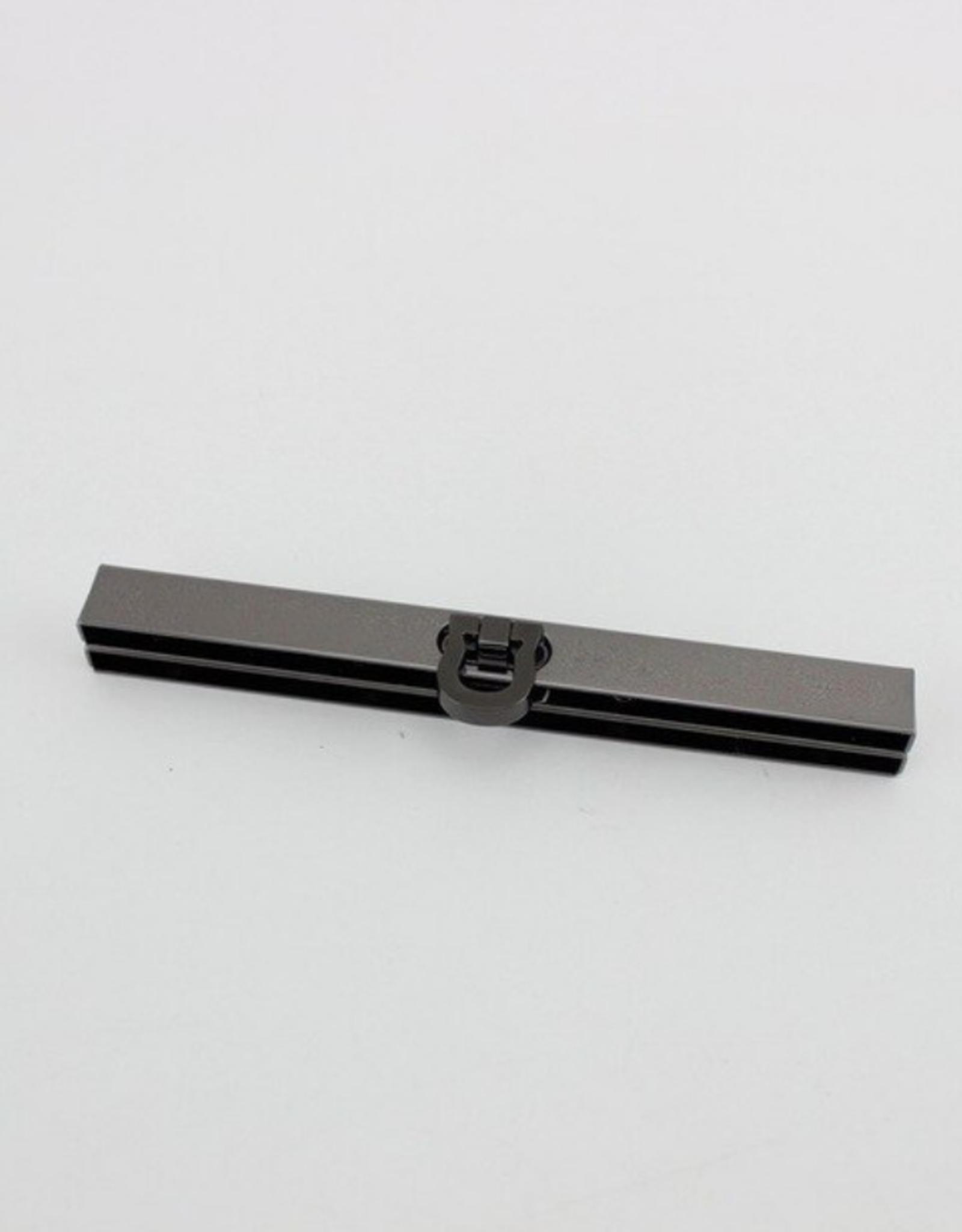 Purse frame 11cm - Gunmetal