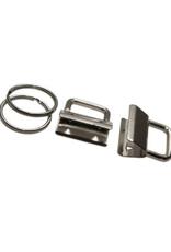 Sleutelhanger klem - 25mm