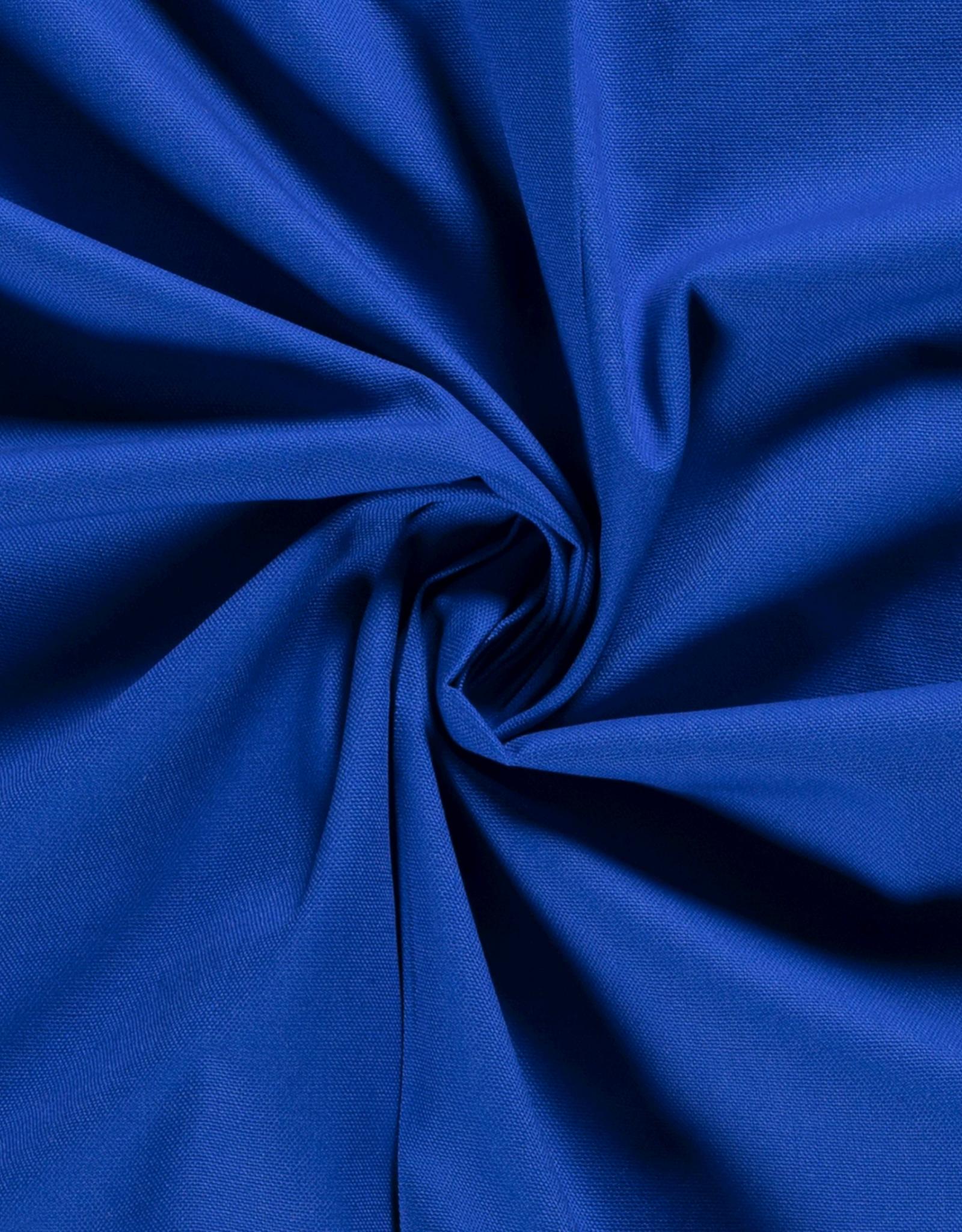 Canvas - Kobalt-blauw