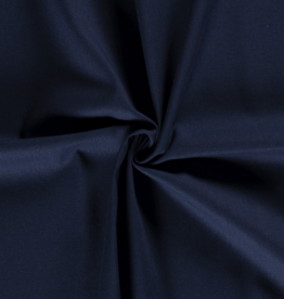 Viscose-linnen - Blauw
