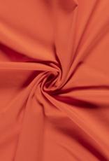 Katoentricot - Oranje