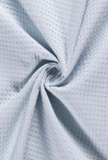 Kleine Wafel - Ijsblauw