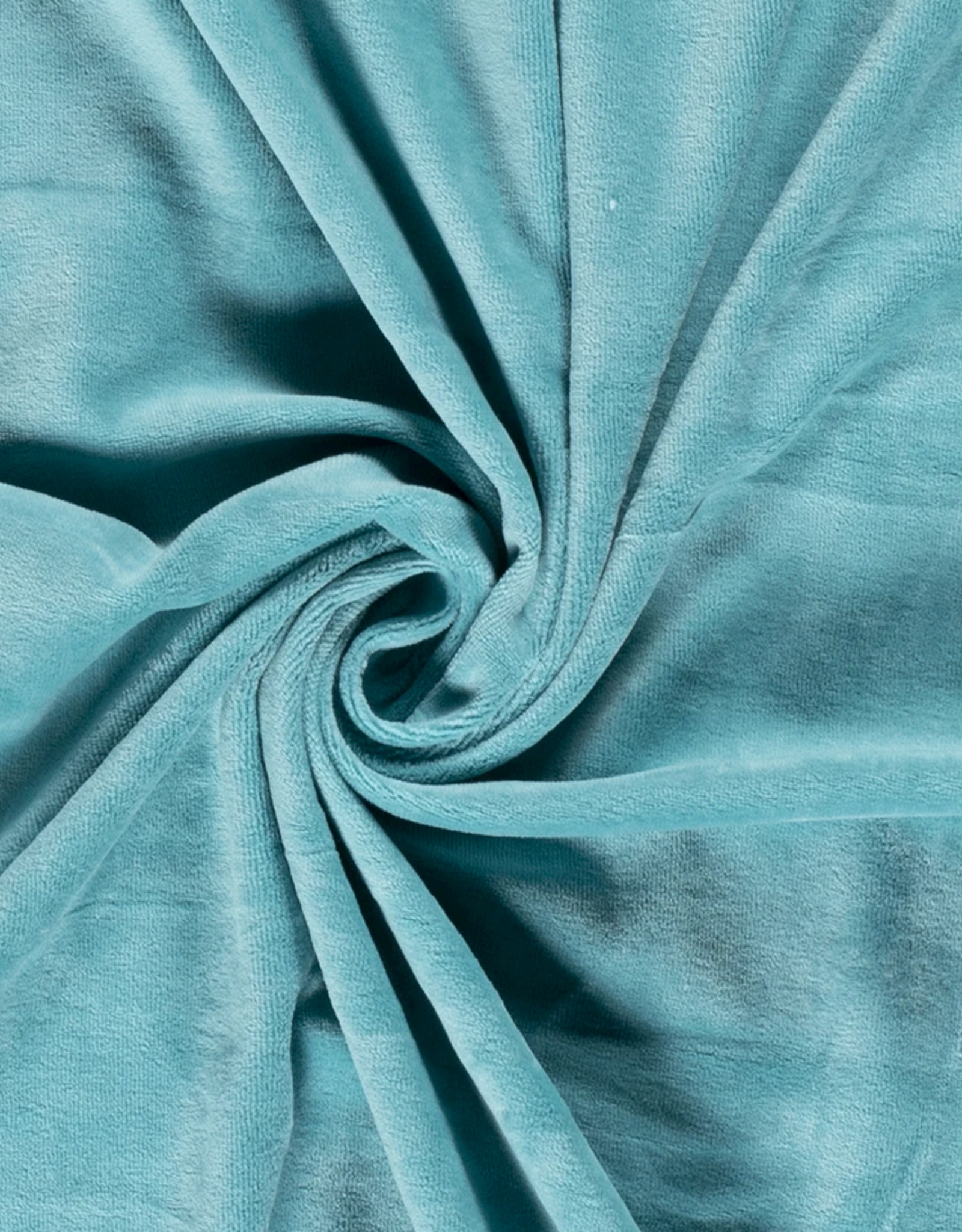 Nicky Velours - Turquoise