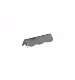 Eindje voor tassenband - 40mm - Gunmetal