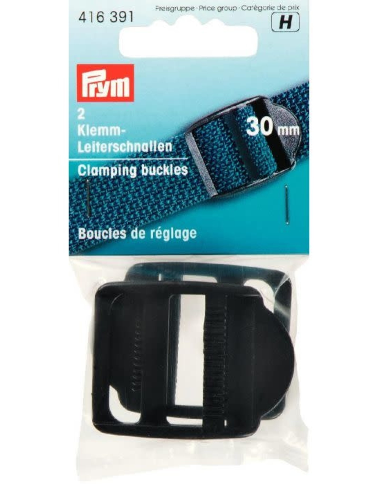 Prym Prym 416.391 - Regelbare klemgesp - 30mm