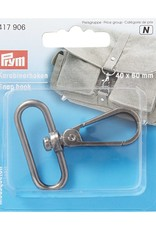 Prym Prym 417.906 - Musketonhaak - 40mm - Gunmetal