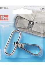 Prym Prym 417.905 - Musketonhaak - 40mm - Zilver