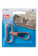 Prym Prym 417.909 - Musketonhaak - 40mm - Rose