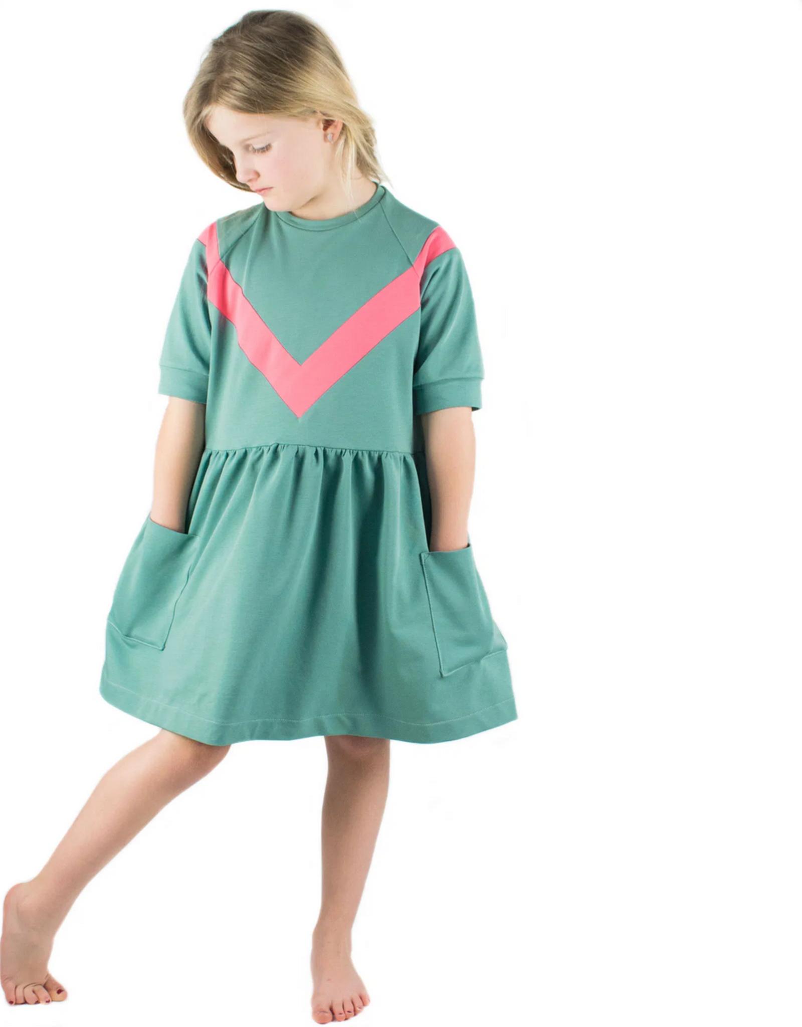 Bel'Etoile Isa sweater, jurk en top - kids
