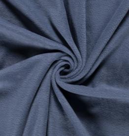 Fleece - Jeansblauw