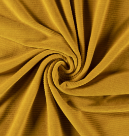 Big Knit Rib - Oker