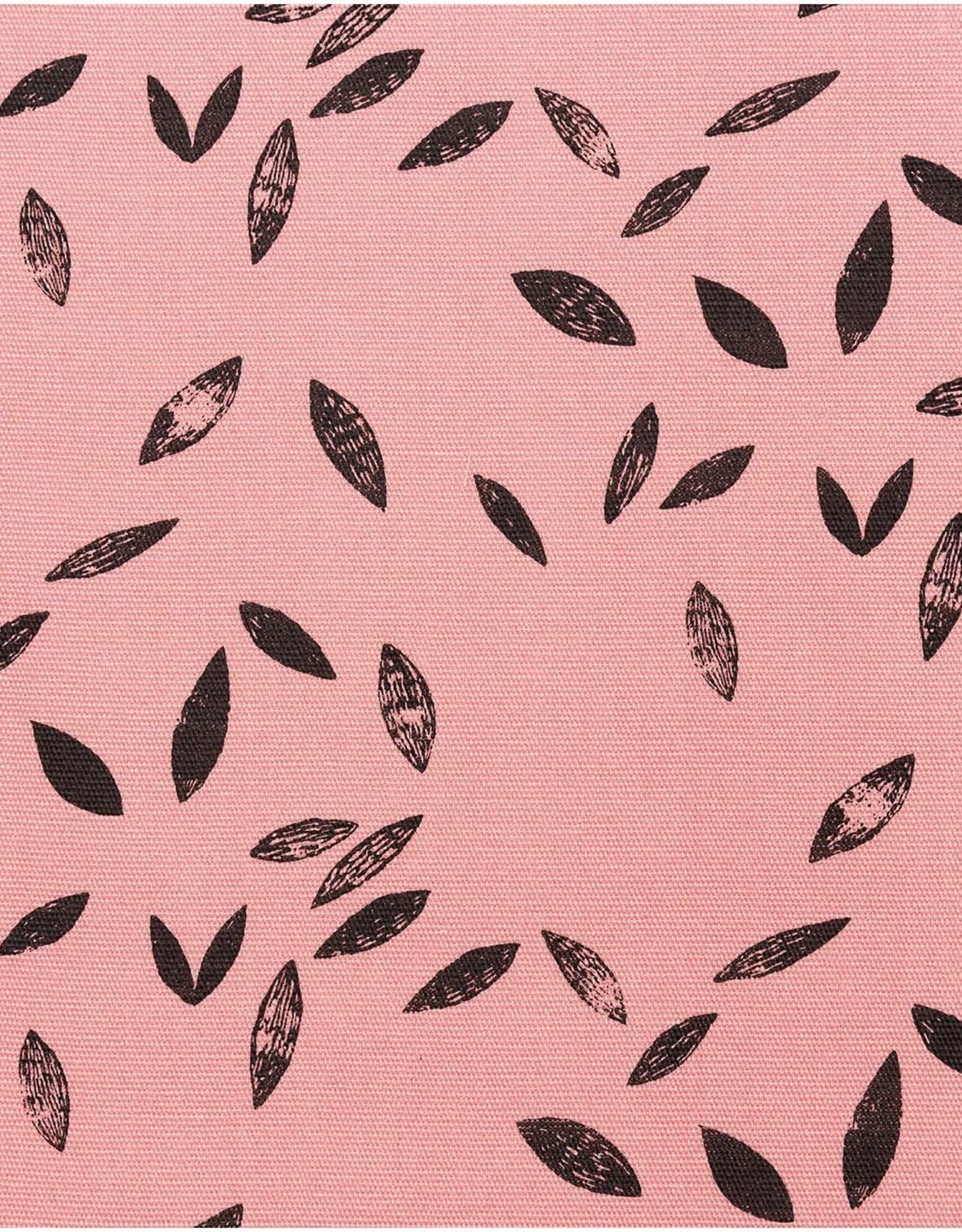 Rico Design Deco - Leafs Pink