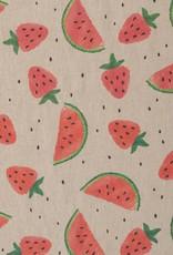 Deco - Linnenlook Fraise Watermelon