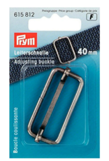 Prym Prym 615.812 - Schuifgesp 40mm - Antiek Zilver